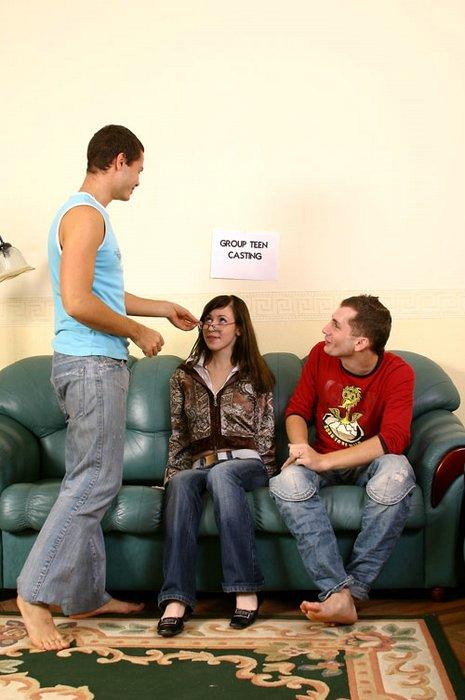 Casting group vika teen